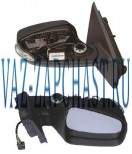 Зеркало боковое X-RAY электро правое без накладки 963018779R