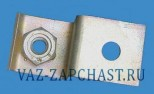 Кронштейн бампера 2107 задний боковой ШТ 21070-2804132-00
