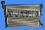 Радиатор 21073 инжектор 21073-1301012-20
