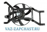 Вентилятор охлаждения Ларгус без А/С АНАЛОГ 404233 8200779073