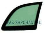 Стекло боковое глухое 1117 правое КМК зеленое 11170-5403052-05