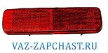 Катафот бампера 2111 левый 21110-3716139-00