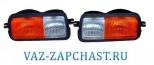 Подфарник 21214 всборе (ДХО,4 контакта) левый 21214-3712011-01