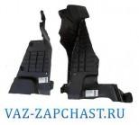 Экран грязезащитный 2190 (МКПП)левый 21900-2802023